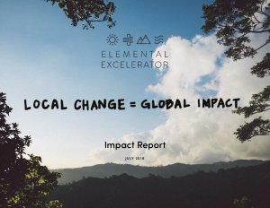 Impact Report 2018